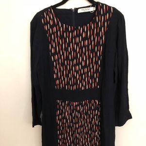 Nice Things by Paloma S. Geometric print dress